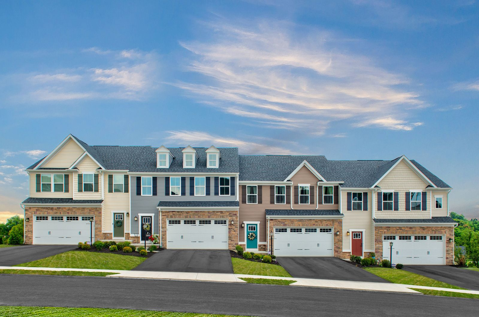 Welcome to Sewickley Crossing Townhomes:The only new homes in Ohio Twp located 1 mile from the Mt. Nebo Rd. & I-79 intersection offering 1st floor owner's bedroom & low maintenance lifestyle.Click here toschedule an appointment.
