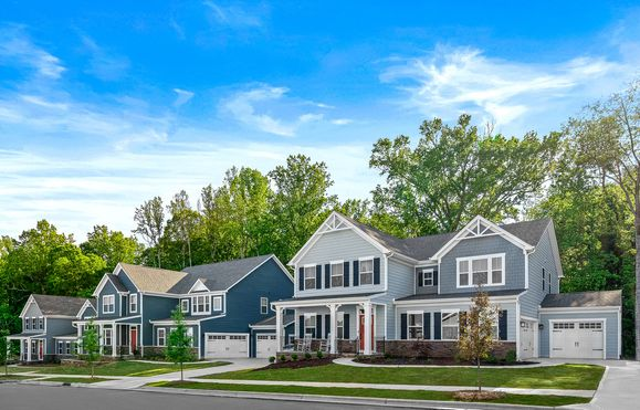 Scenic Community in Davidson Near Hough High School:Enjoy homesites with a backdrop of mature trees for a peaceful setting.Schedule a visit to learn more!