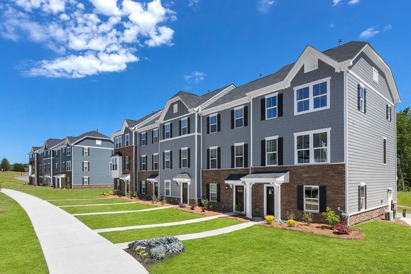 Own for the same or less than rent and walk to everyday conveniences:The best of both worlds. Affordable living that lets you walk to shops & dining or quickly hop on I-485.Schedule a visit today!