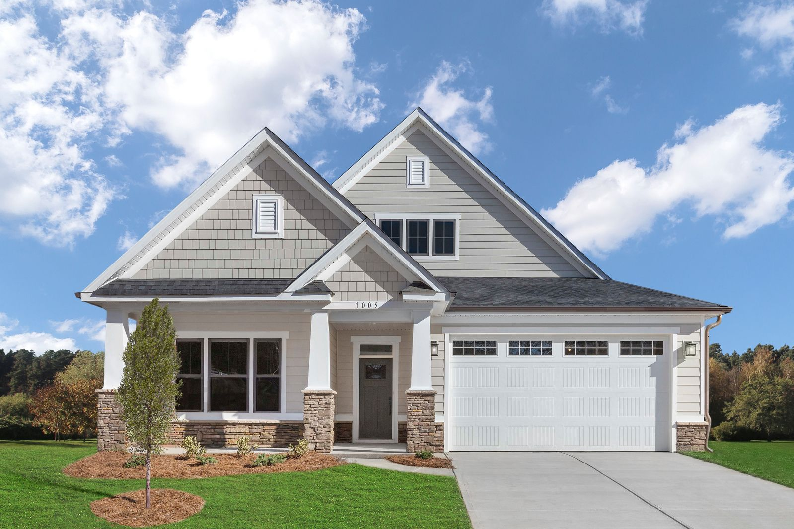 NOW SETTING VIP APPOINTMENTS! JOIN THE VIP LIST!:Introducing Glen Allen's premier 55+ community featuring first floor level living & no yard work from the upper $300s! Live better, make friends & laugh more.Join the VIPsto set your appointment!