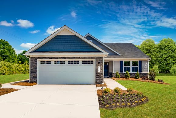 WELCOME TO LEGACY AT EAST GREENWICH:New 55+ ranch homes with the most included upgrades & basements. This community offers several floorplans with upgraded finishes for less than $300k.Schedule an appointment today! Photograph (1)