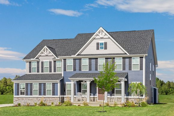 The Landings at Meadowville. Destination Home.:You've discovered Chesterfield's hidden gem. Packed w/ amenities along the James River & set in the Thomas Dale district. Single-family homes w/ wide, flat lots & max curb appeal. From the upper $300s