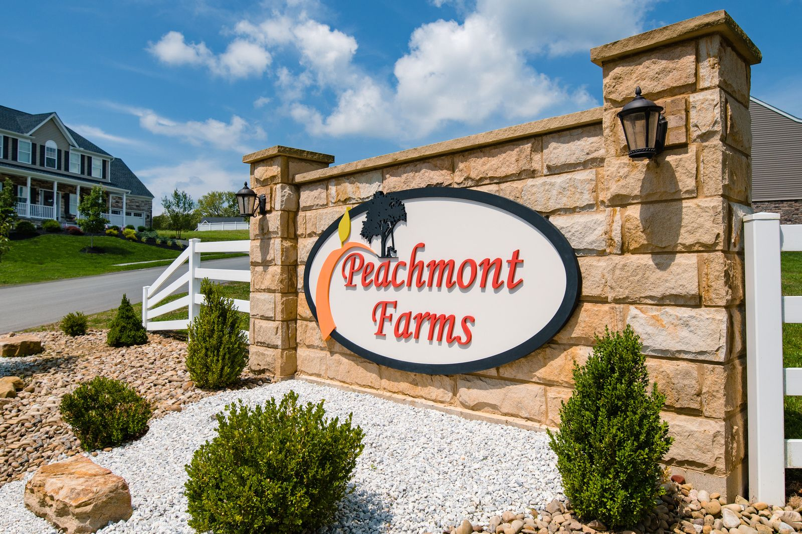 RANCH OR COLONIAL—THE CHOICE IS YOURS:With a variety of floorplans, Peachmont Farms offers ranch and 2-story designs, the only decision is which do you prefer? Click here to schedule your appointment.
