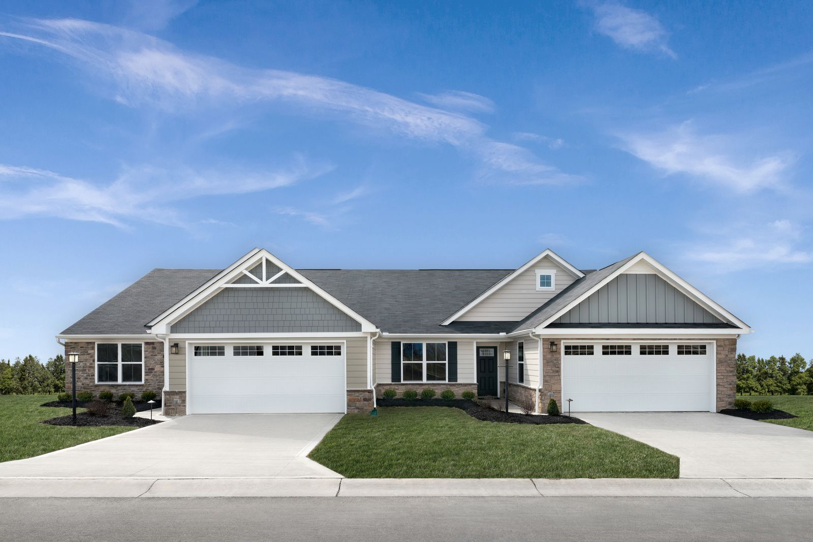 Own an affordable ranch home at Briar Creek Villas:Live a maintenance free lifestyle with included lawn care and snow removal in an active community in charming Whiteland! Starting from the low $200s.Click hereto learn more!
