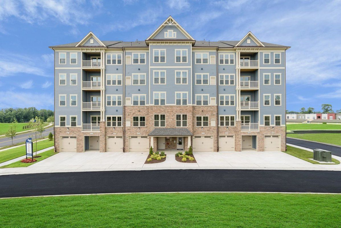 OWN A NEW PRIVATE GARAGE AND ELEVATOR CONDO IN URBANA:Now actively selling main-level living, garage condos from the $200s in Frederick's only 55+ resort-style community.Schedule Your Visit Today.