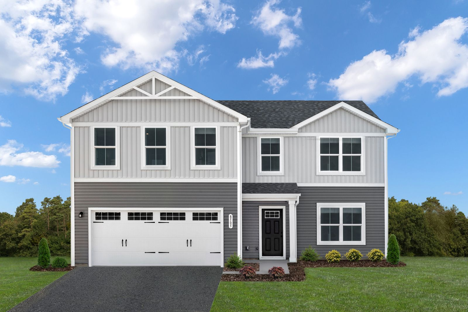 WELCOME TO THE OAKS: A PERFECT COMBINATION OF LOCATION, YARD SIZE AND NEW HOMES:New Kent's lowest-priced community featuring 4+ beds, 2.5 bath, 2-car garages and ½ acre lots! Own a new home for as low as $1631 a month*Schedule your visit today!