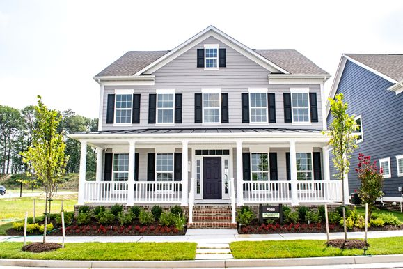 Welcome to Greenleigh:Named 2019 Community of the Year by The Maryland Building Industry Association.Schedule your visit today!