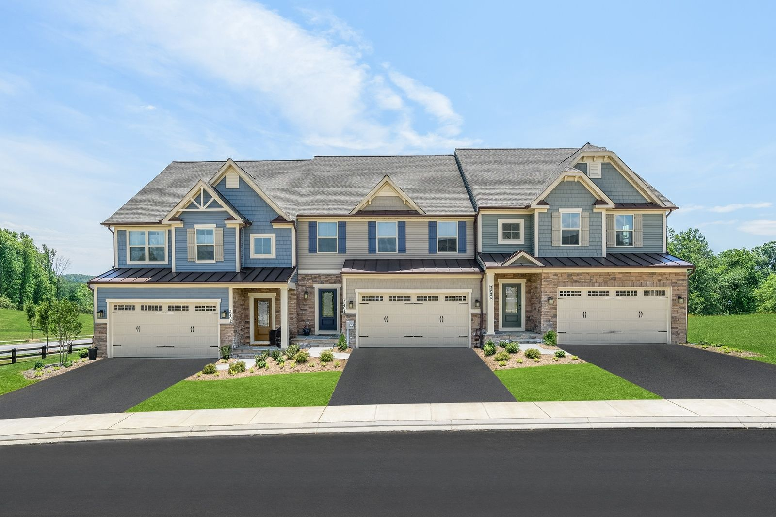 WELCOME TO LONGWOOD PRESERVE:Luxury townhomes with first-floor owner's suites available, up to a 2-car garage in Kennett Square, in a wooded Chester County setting, minutes from Longwood Gardens.Click here to learn more!