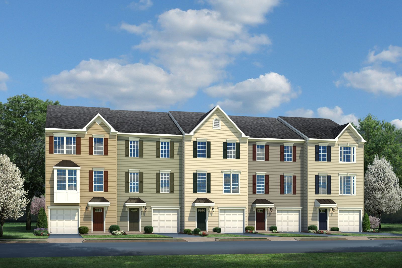 COMING SOON TO LOCUST GROVE - WILDERNESS SHORES TOWNHOMES FROM THE LOW $200S!:The lowest priced garage townhomes in an amenity-filled community with pool, clubhouse, playground & trails just 15 minutes to Fredericksburg!Click here to Join the VIP List.