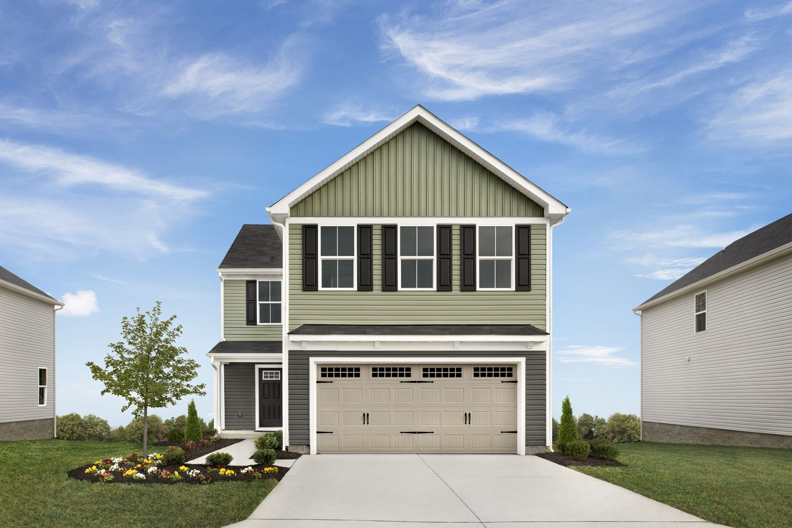 Become a Green Ridge Manor VIP!:Join our VIP list nowfor the first opportunity to purchase in the area's most affordable new single family home community!