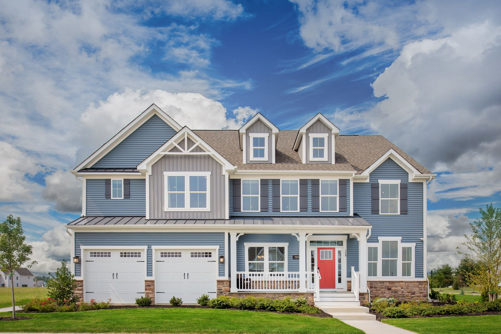 CROSSLAND AT THE CANAL:The only new homes in Northern Middletown offering luxury features and backing to open space, with a community pool, located for an easy commute.Click here to schedule a visit today!
