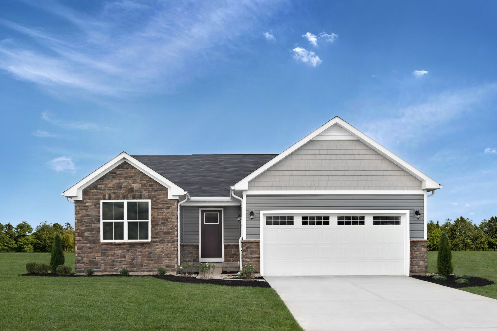 SAWYERS MILL RANCHES GRAND OPENING:New ranches in Franklin Twp. with low taxes and included lawn care and snow removal! Fences permitted on scenic, pond-view homesites. From the $190s.Click here to schedule your visit today.