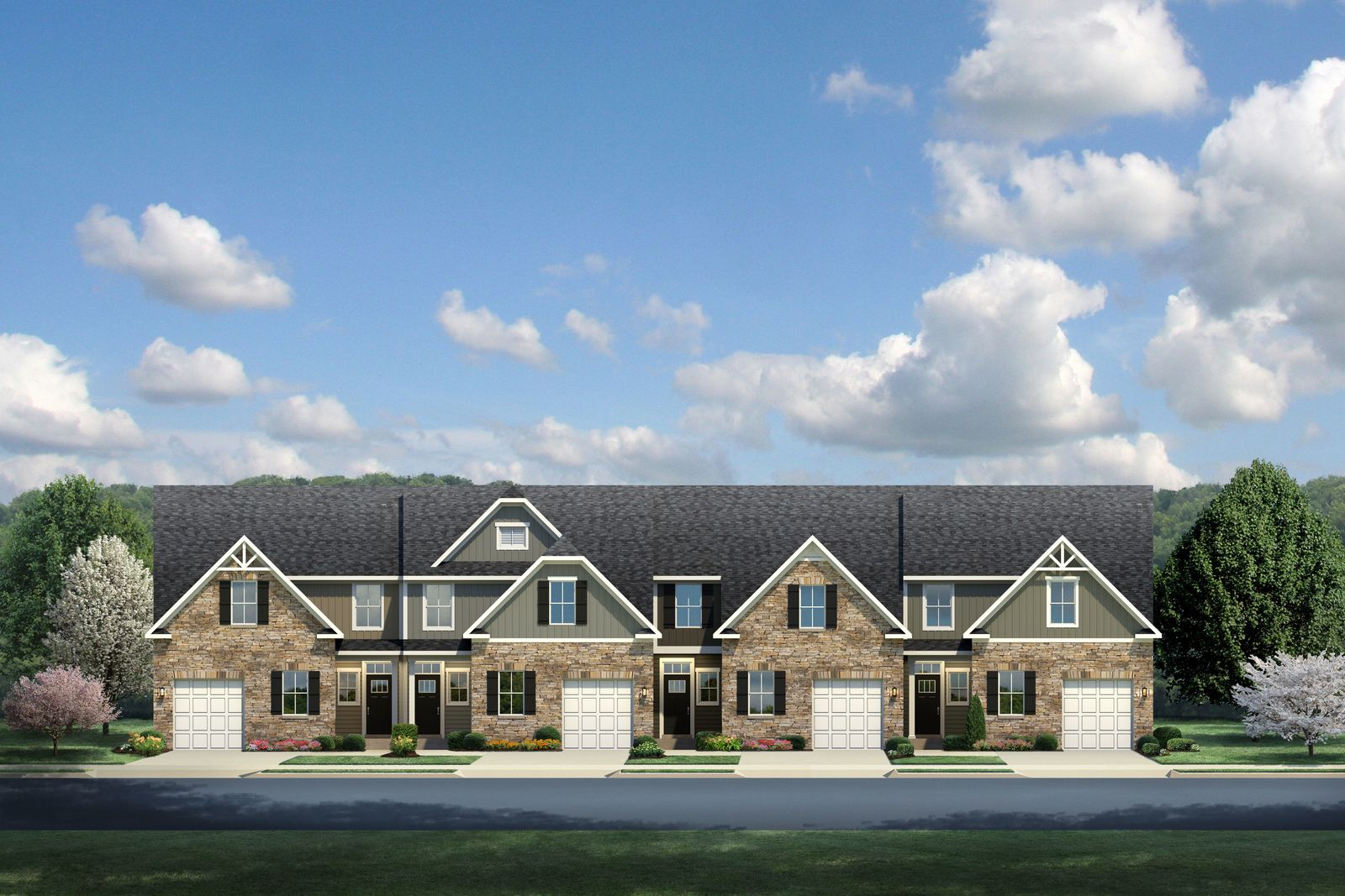 Grand Opening, by appointment only: Silverleaf's newest section!:Silverleaf Villas - the highly anticipated new section of 1st-floor owner's townhomes is now open!Join the VIP List to set your VIP Appointment!