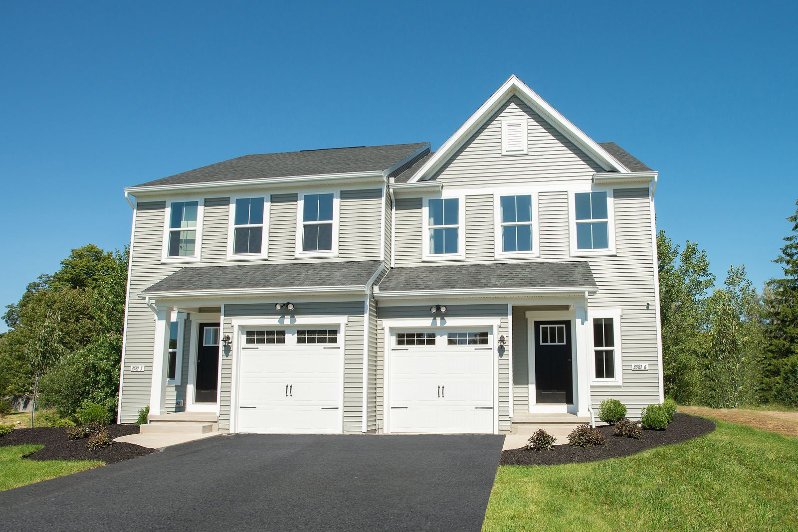 WELCOME TO BIG TREE TOWNHOMES:Own for less than rent! The lowest priced and only new townhomes in Hamburg with 3 bedrooms, 2.5 baths and a garage, appliances included.Click here toschedule your appointment today!