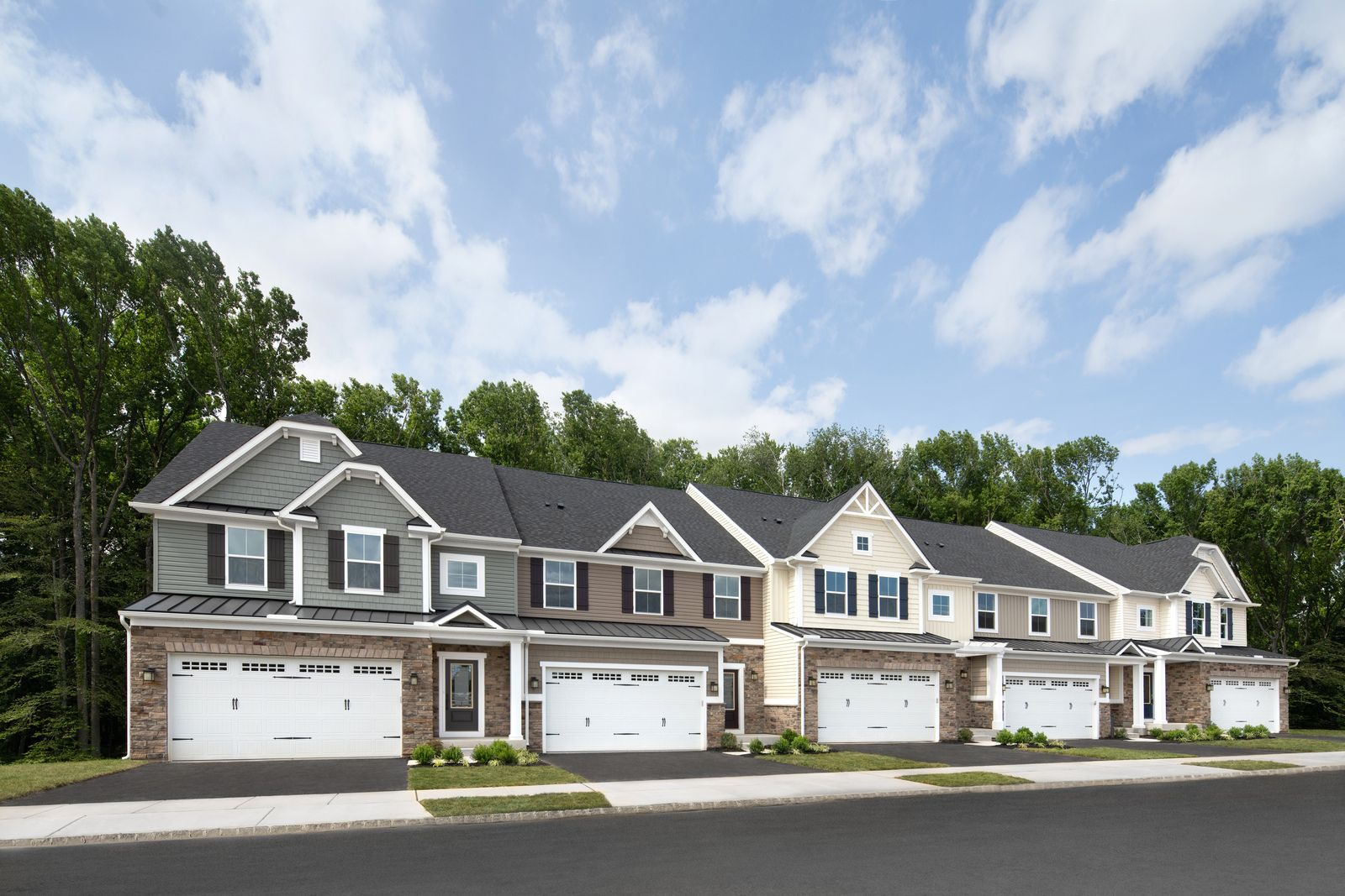 WELCOME TO YARDLEY WOODS 55+:The only new 55+ homes with luxury features in a small, wooded community with a low HOA, convenient to NJ, I-95 and commuter rail, from the mid $400s.Click here to schedule your appointment!