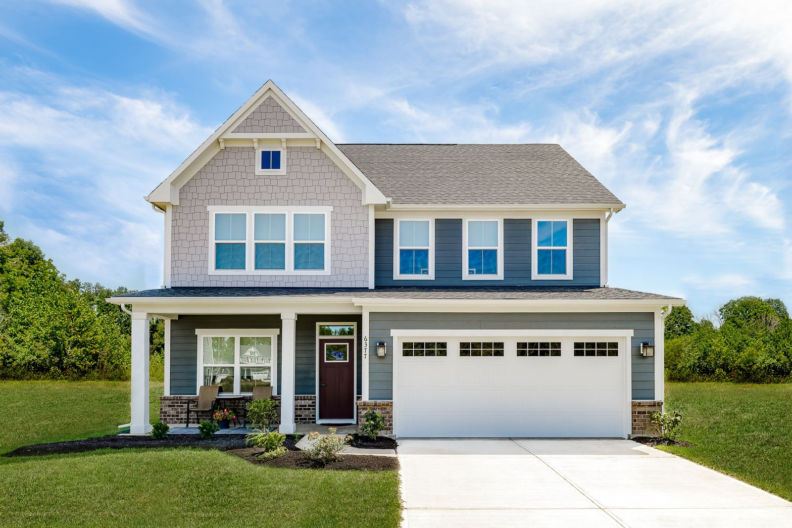 NEW HOMES IN WESTFIELD, FROM THE UPPER $200s:Own a brand new 2-story homein an amenity filled community and in an ideal Westfield location. Near US-31 & SR-32.Click here to learn more!