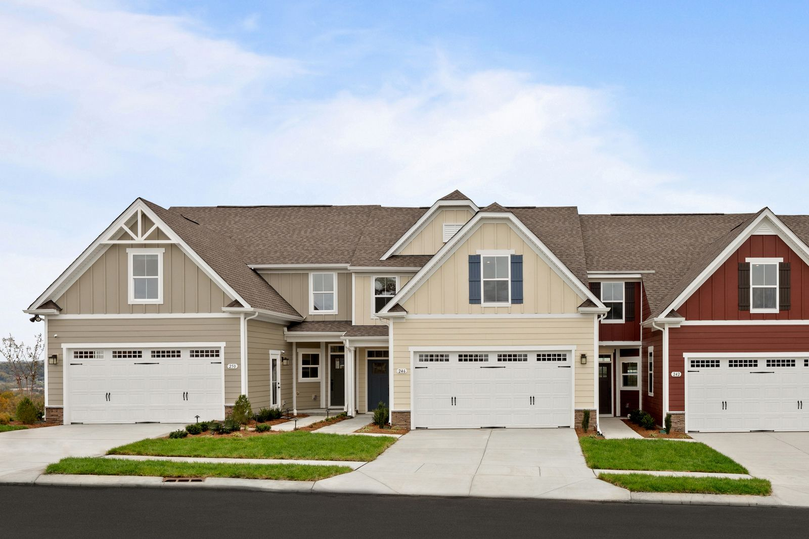 OWN A MAIN LEVEL LIVING OR MULTI LEVEL TOWNHOME IN THE FALLS—WELCOME HOME TO VILLAGES AT SYCAMORE:Cuyahoga Falls' most beautiful new community! Wooded views, spacious open plan townhomes, minutes from favorite Valley conveniences, Rt 8 & I-77!Click here to schedule your visit today!