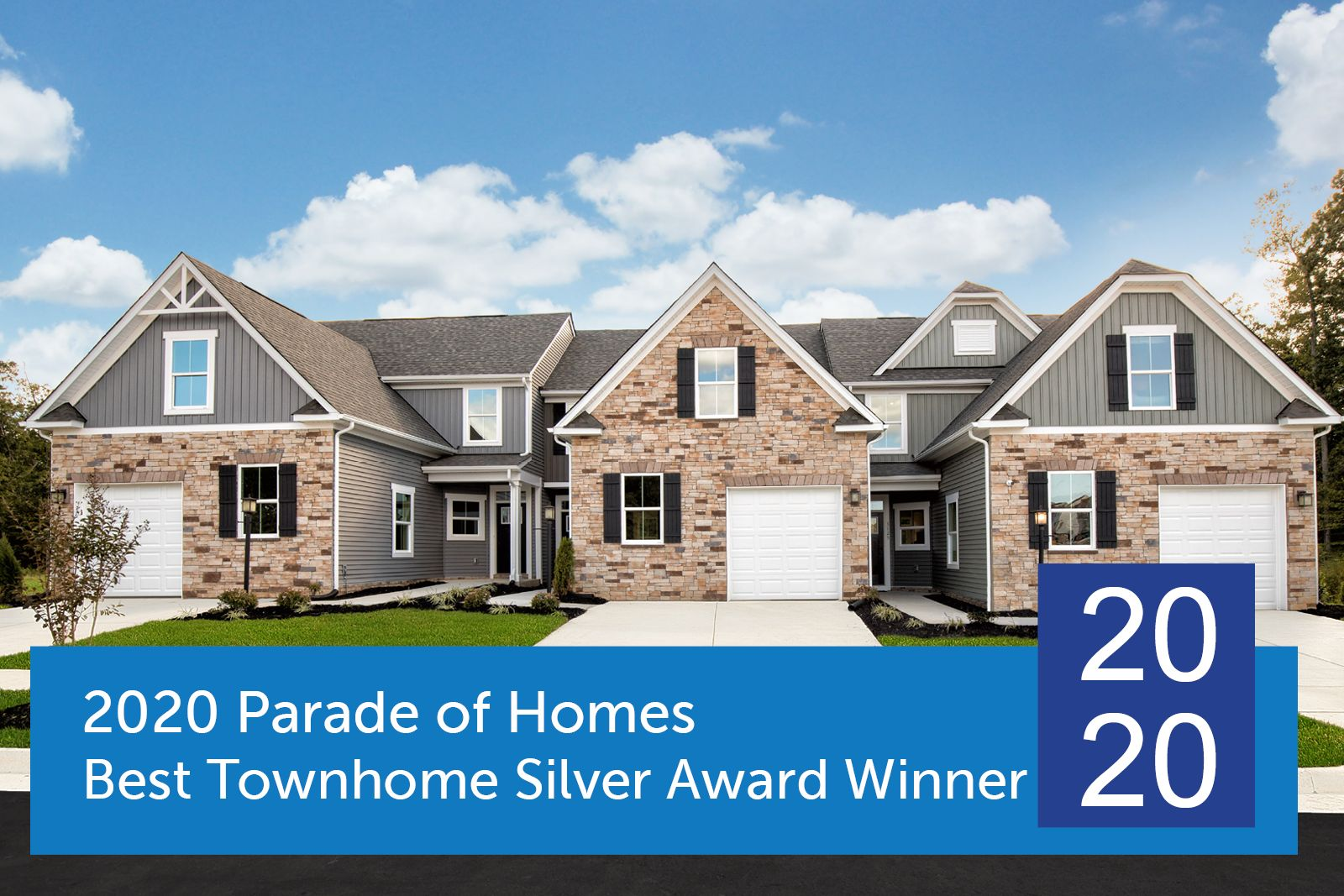 2020 Parade of Homes Best Townhome Silver Award Winner:Excited to be a 2020 Richmond Parade of Homes Winner! Winning Best Townhome Silver & Best Bathroom! The highly anticipated new section is now open by appointment.Schedule your visit!