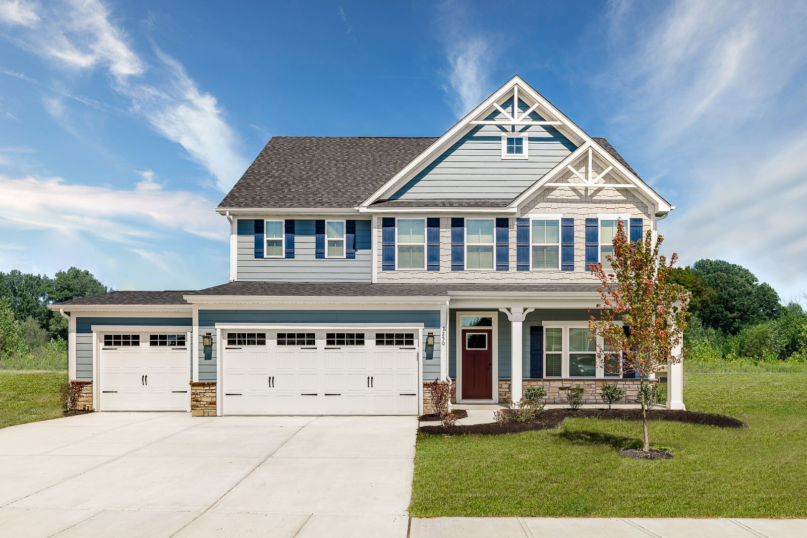 Emory Trace: New Homes in Westfield with Included 3-car Garages:Offering new 2-story and ranch homes in an small, intimate community. In an ideal Westfield location, just north of Grand Park.Click here to schedule your tour today.