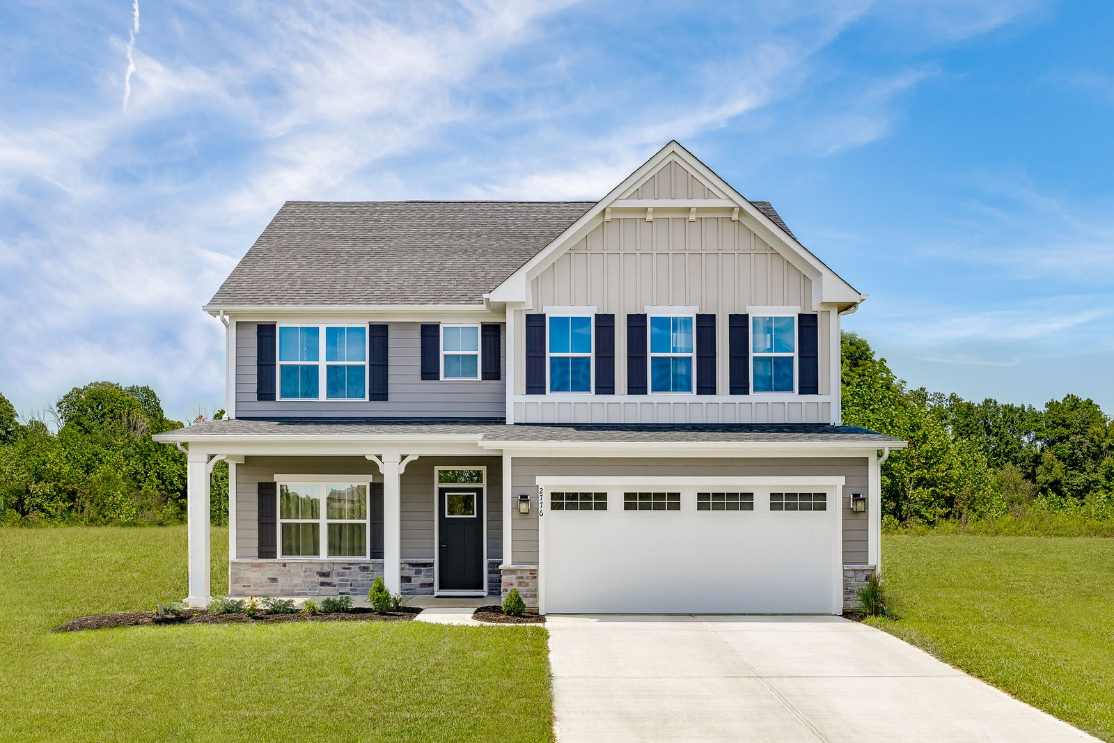 Homecoming at University Park is Now Open for Appointments!:The final section at Homecoming is now OPEN!Click here to learn more about our new homes with first floor bed options and the best homesites in the community with wooded and tree-lined views.