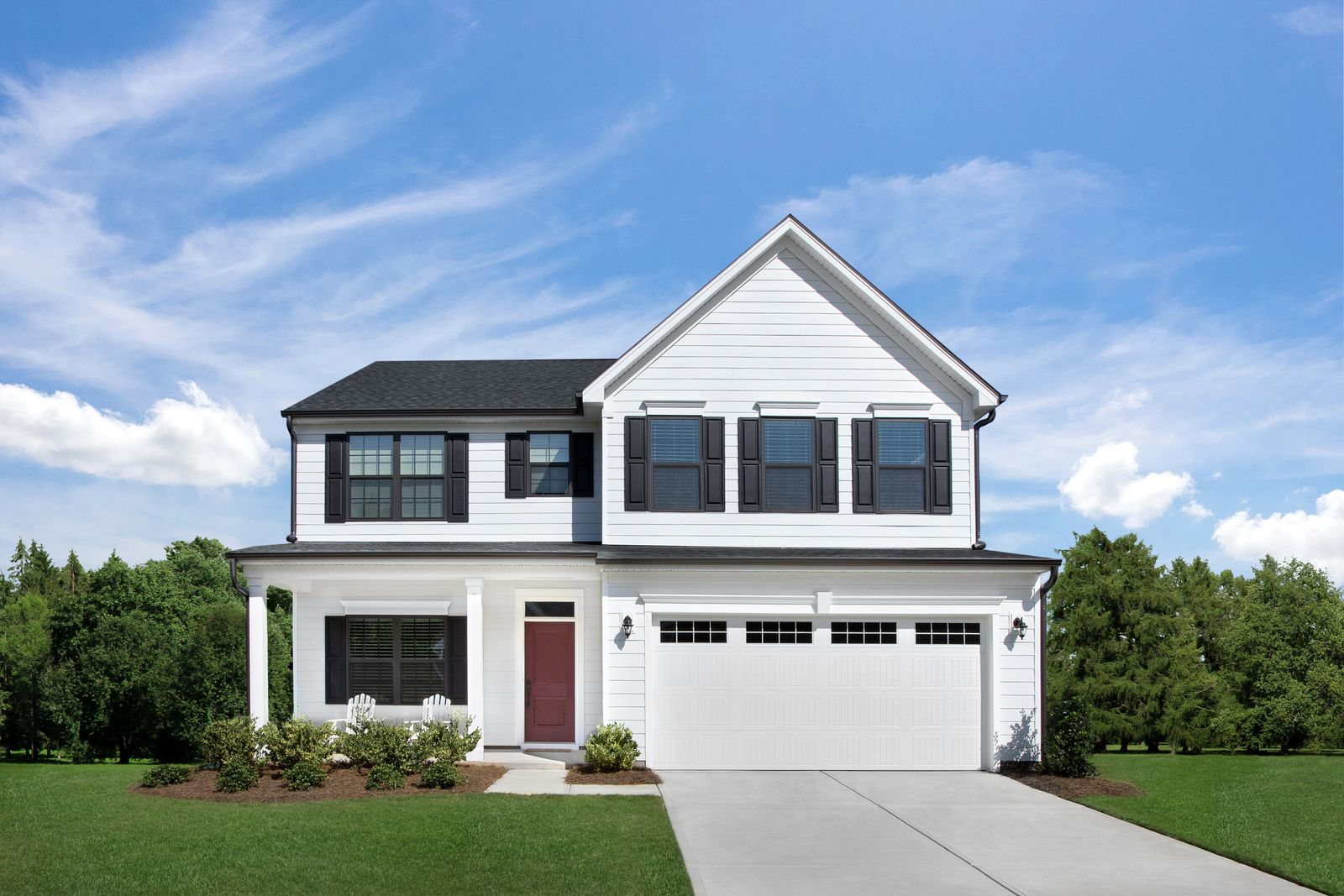 New Homes Backing To Trees and Including Many Upgraded Features:Build your dream home in Indian Trail - where you can have privacy and the upgraded features you want, all included.Click here to schedule a visit!