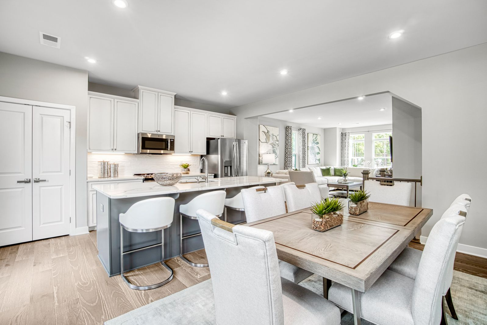 WELCOME TO BLOOM VILLAGE:Own a new garage townhome in the only new community in Montgomery Village.New homesites are released each month. Be one of the first to know when they are released -Join the VIP List.