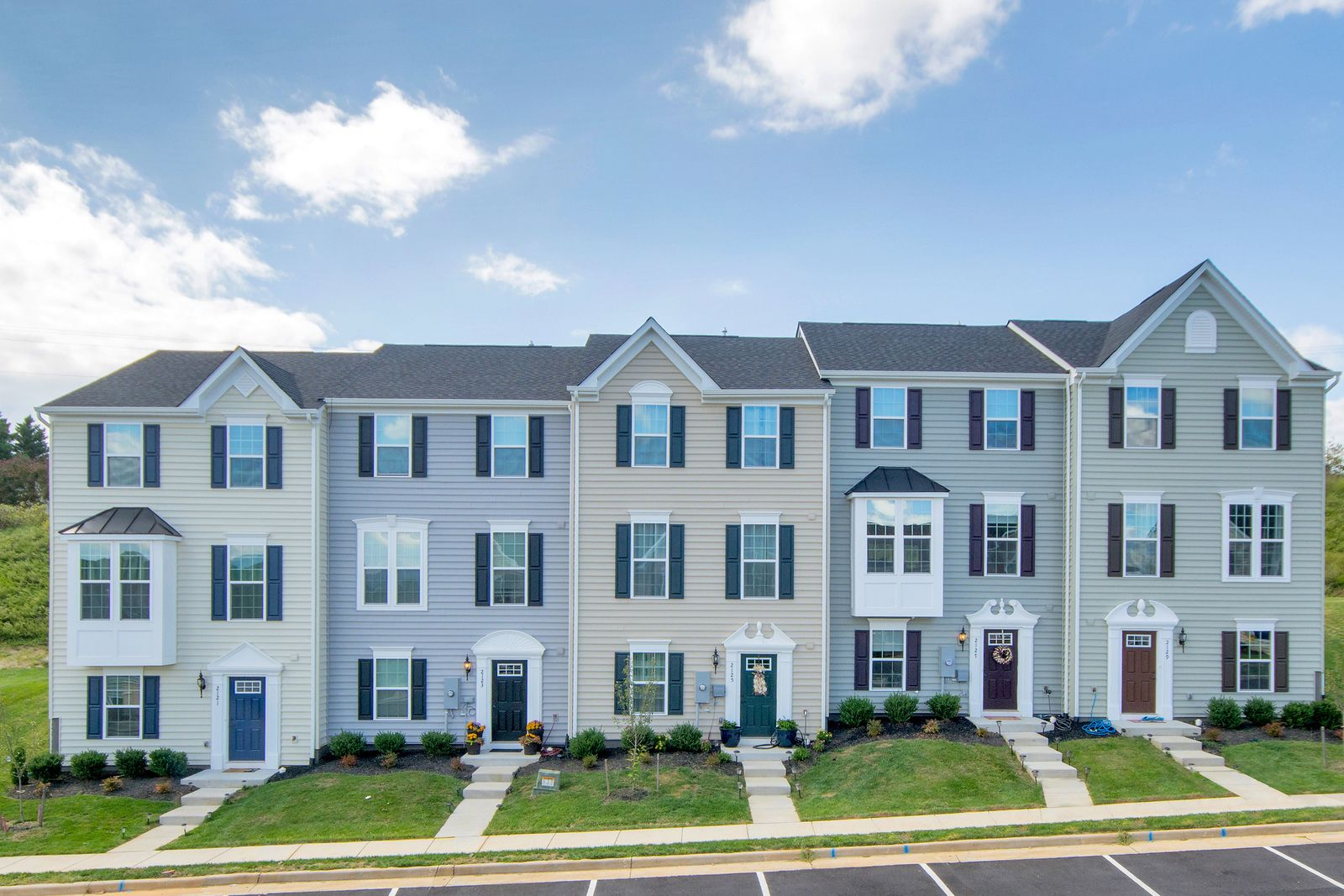 Welcome to Cedar Hill Townhomes:New garage townhomes in Anne Arundel County with future amenities from the mid $300s!Schedule your visit today!
