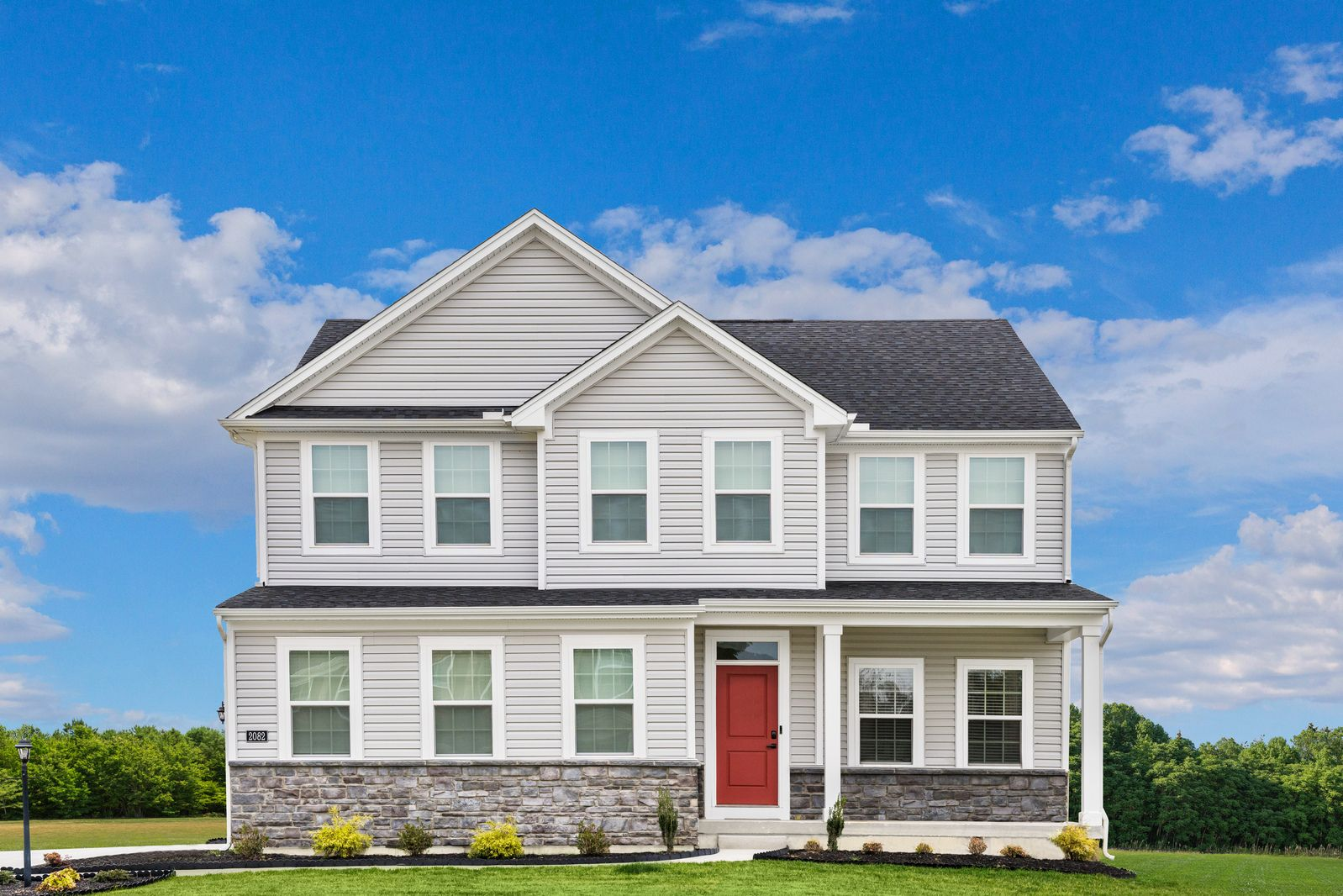 WELCOME TO LANDSDALE:Move up to your new single family home with our latest designs, included luxury finishes, and spacious backyards! Just minutes from I-270.Click here to schedule your appointment today.