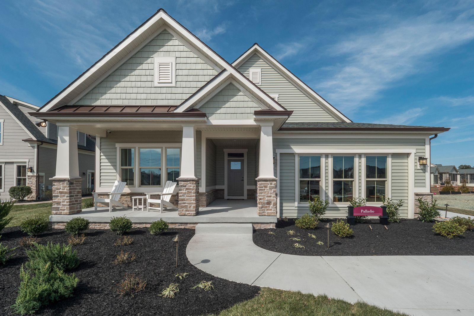 Now Selling! Come see the new Britlyn!:New homesites just released forthis sought-after community! No yardwork homes w/ low $150/month HOA dues. Landscaping, power washing & more included!Schedule your visit today!