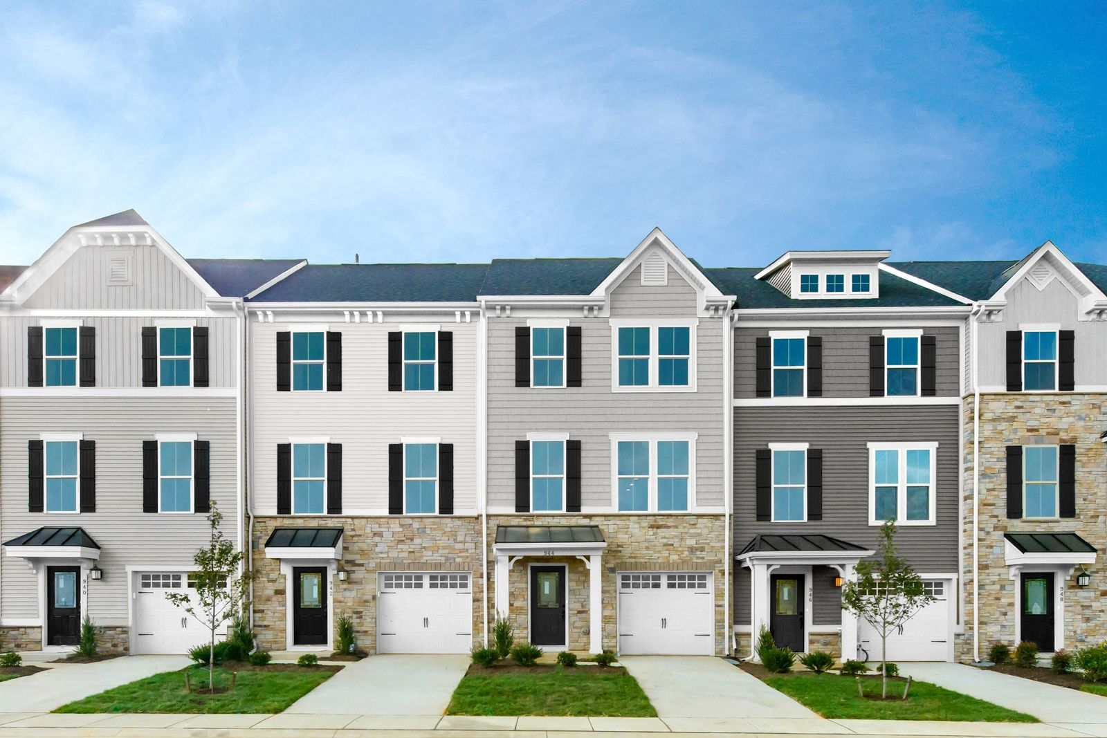 Welcome to Aspen Woods: Now scheduling appointments!:Spacious, 3-story townhomes at a great value in Cincy! Located inside the I-275 loop near Rt. 32, Aspen Woods offers 3 bdr townhomes w/ attached garage. From the low $200s.Schedule your visit today!