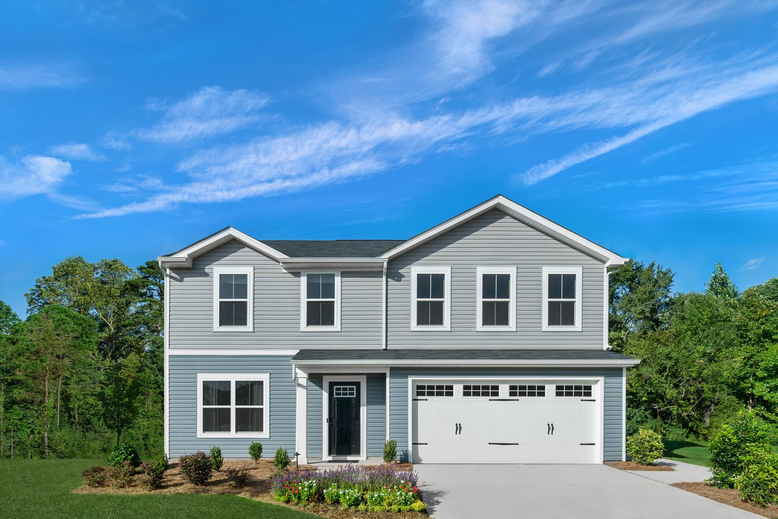 BEST NEW HOME VALUE CLOSE TO MOORESVILLE AND I-77:Ownfor the same or less than rent in a community offering green space and trails—Schedule a visittoday!