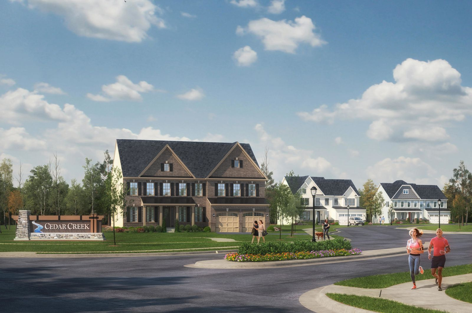 SURROUNDED BY NATURE, YET CLOSE TO EVERYTHING:Welcome to Cedar Creek, NVHomes premier neighborhood coming this February to Columbia, Maryland.Join our VIP list to learn more about our luxury single-family homes from the upper $800s.