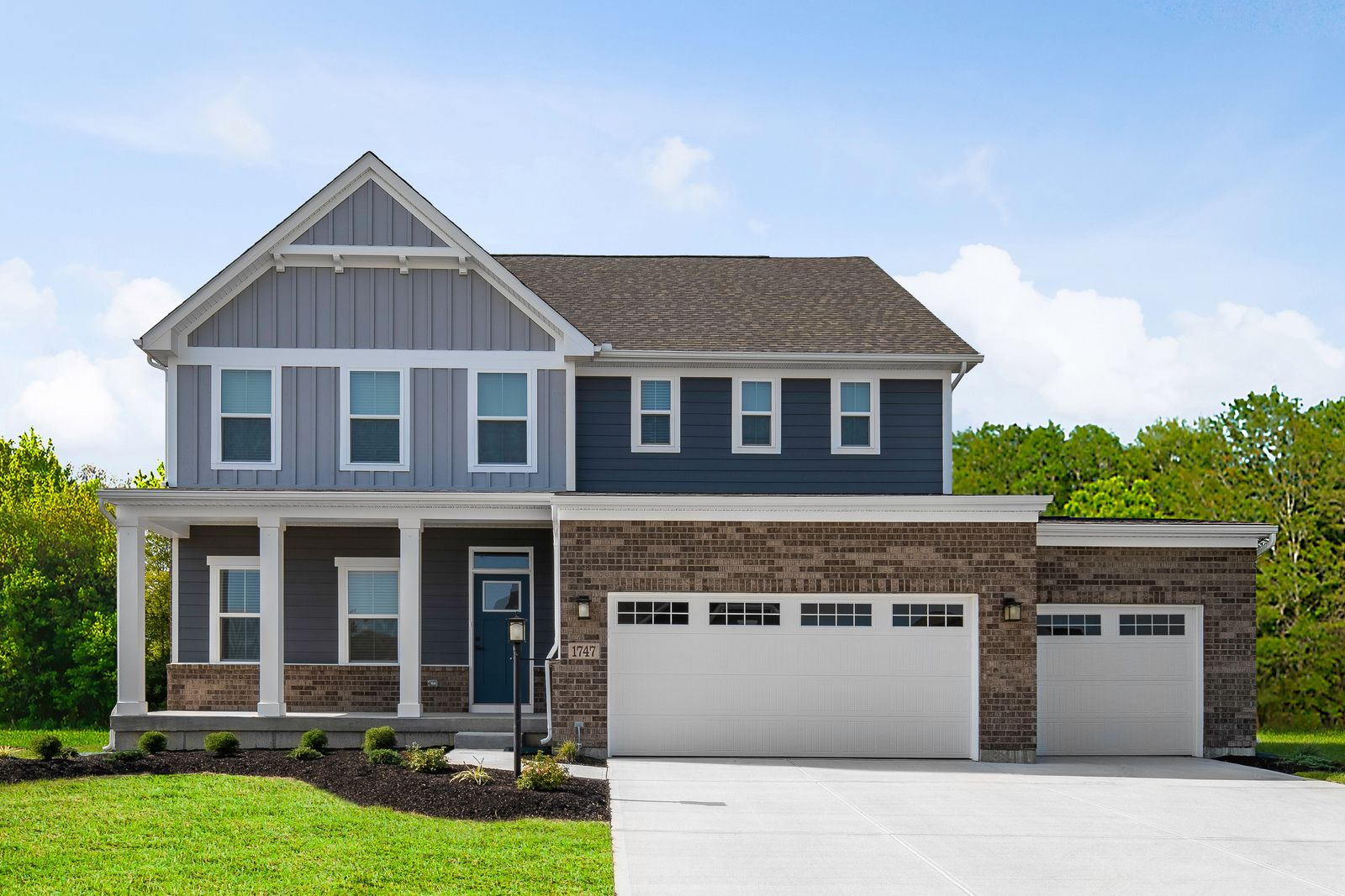 Welcome Home to Creekside at Winding Creek in Centerville School District:Wooded homesites up to 1/2 acre or larger in Centerville School District. 3-car garages, included finished basements & community pool. From mid $300s!Click here to schedule your visit!