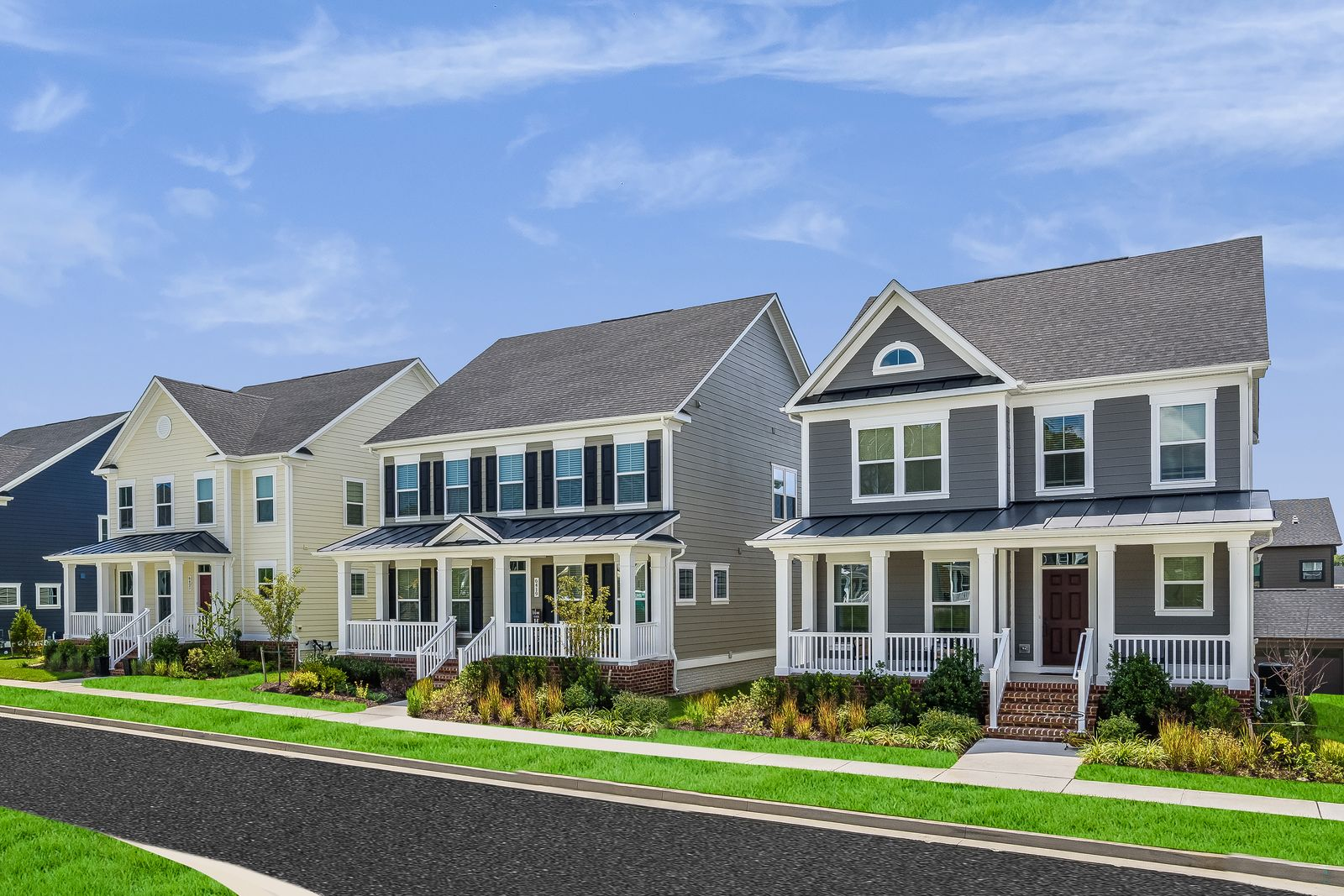 STEPHENS LANDING - NOW OPEN FROM THE UPPER $300S!:New homes in a charming, established community, walking distance to the town of Stephens City!Schedule your visit today!