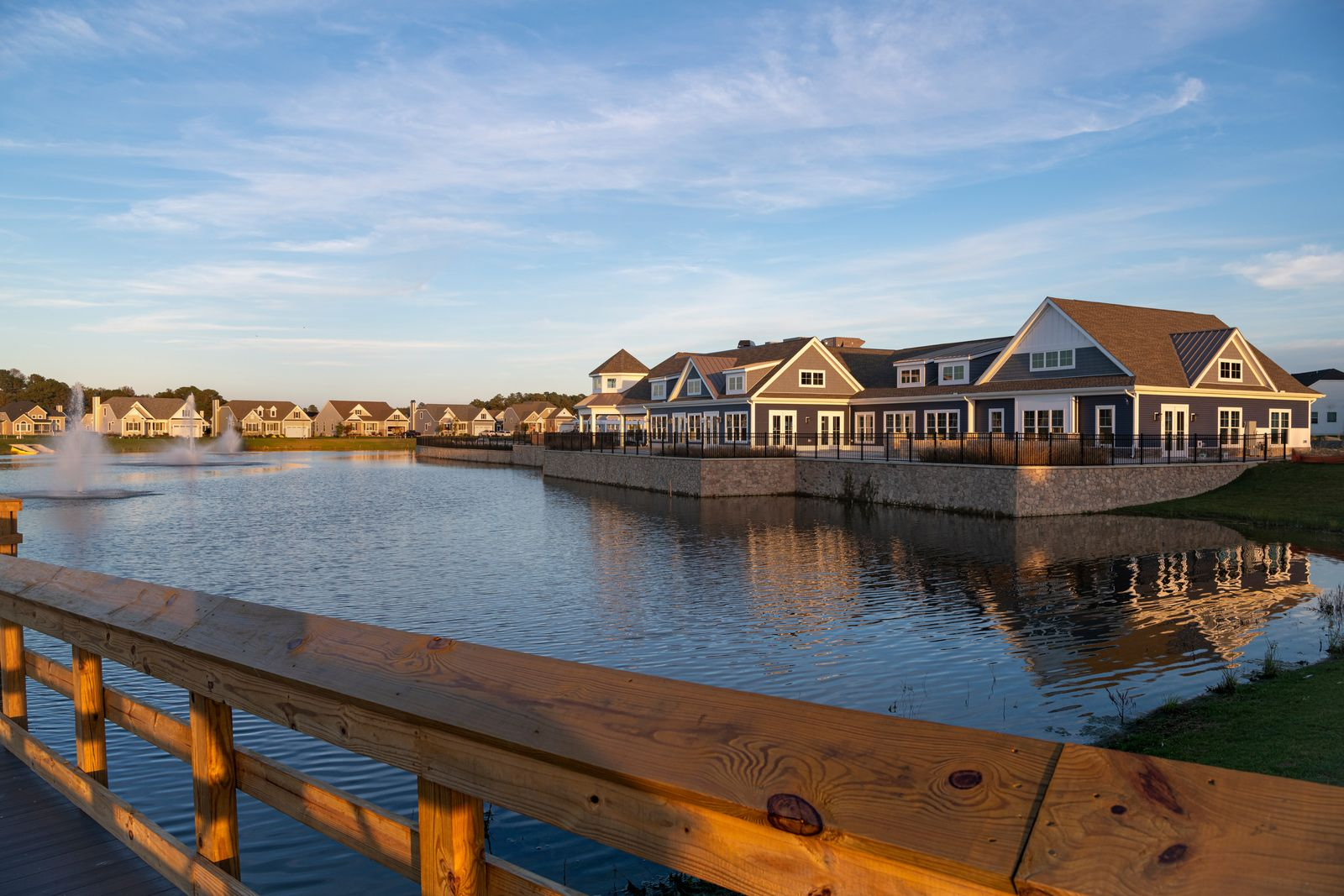 Welcome to Peninsula Lakes:Ryan Homes' most amenity rich community with basements at the DE Beaches. Enjoy a lake-oriented, low-maintenance community just minutes from Lewes & Rehoboth