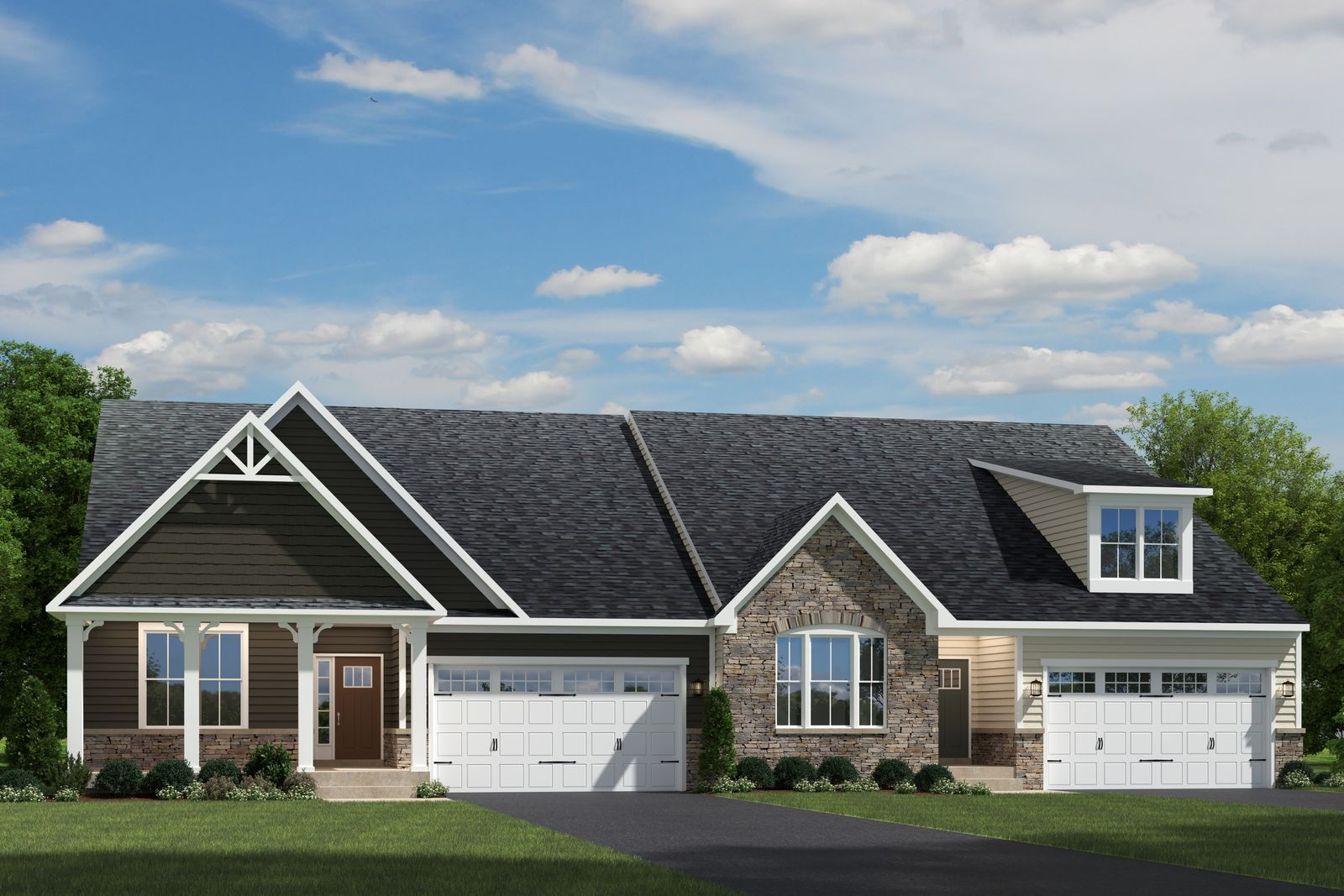 Welcome Home to McConnell Trails Villas:The only new ranch-style villa homes in Washington County located on the Montour Trail with incredible commuter access.Click here to schedule your appointment.