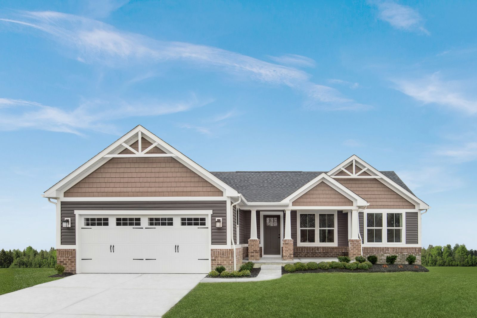 WELCOME HOME TO CEDAR GROVE:Highly Desired Tipp City School's lowest-priced new homes, finished basements & luxury features included, minutes to I-75! Low Miami County Taxes from upper $200s! Click here to learn more!