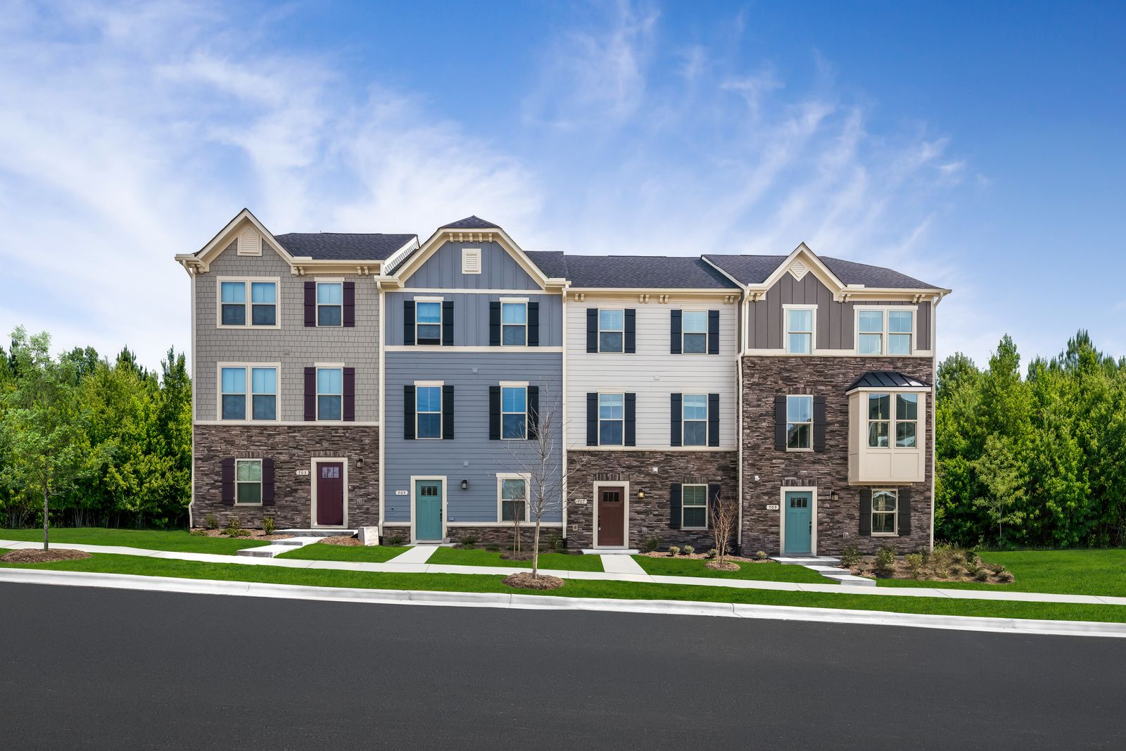 Introducing brand townhomes in the highly sought after, conveniently located & amenity rich community of Forest Lakes, from the $300s!Join the VIP List today!