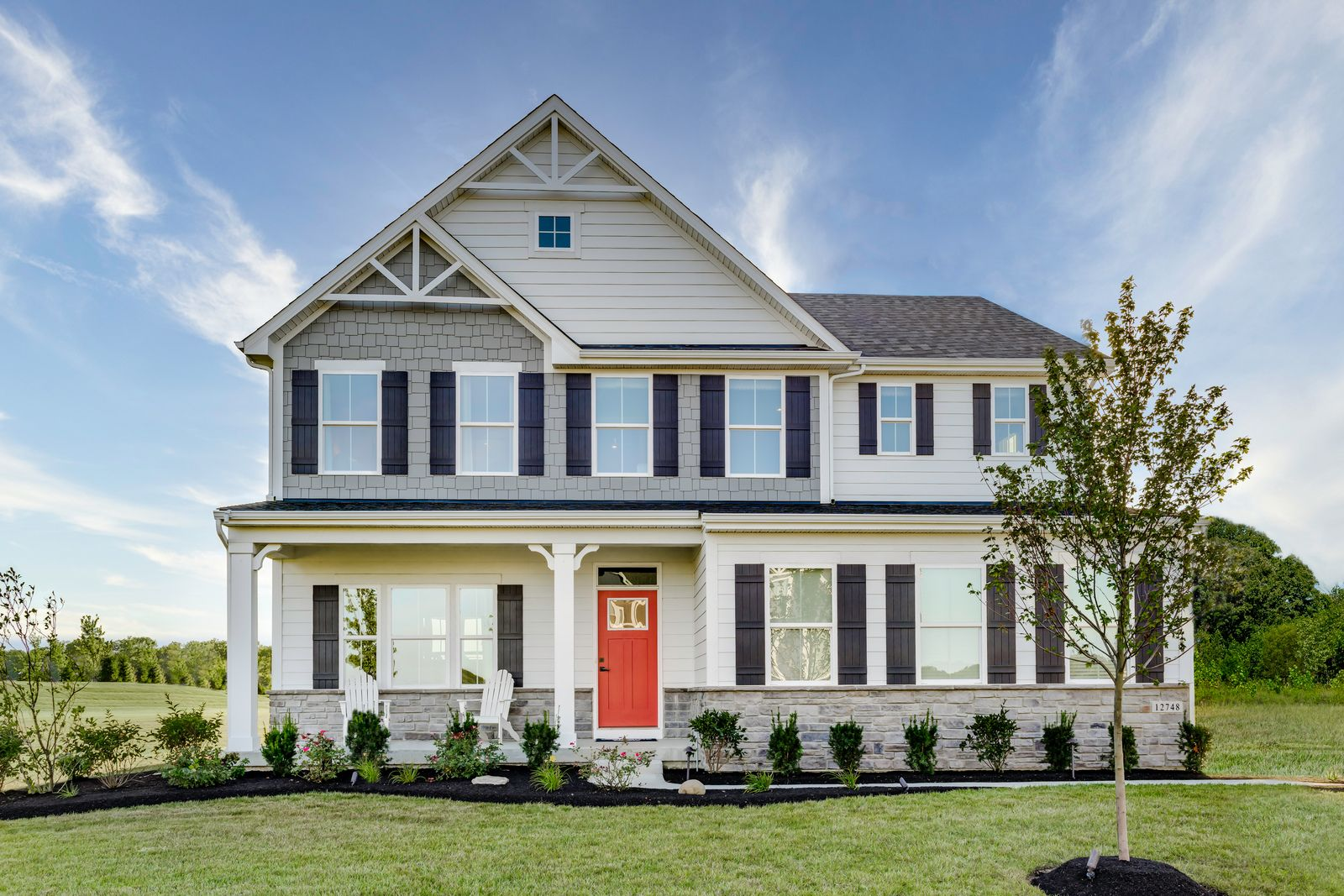 Welcome to Grove Crossing in the Thomas Dale High School District!:We offer Premier series homes on up to 1/2 acre homesites with the ultimate curb appeal including side-entry garages, concrete driveways & elevated landscaping.Click here to schedule yourvisit!