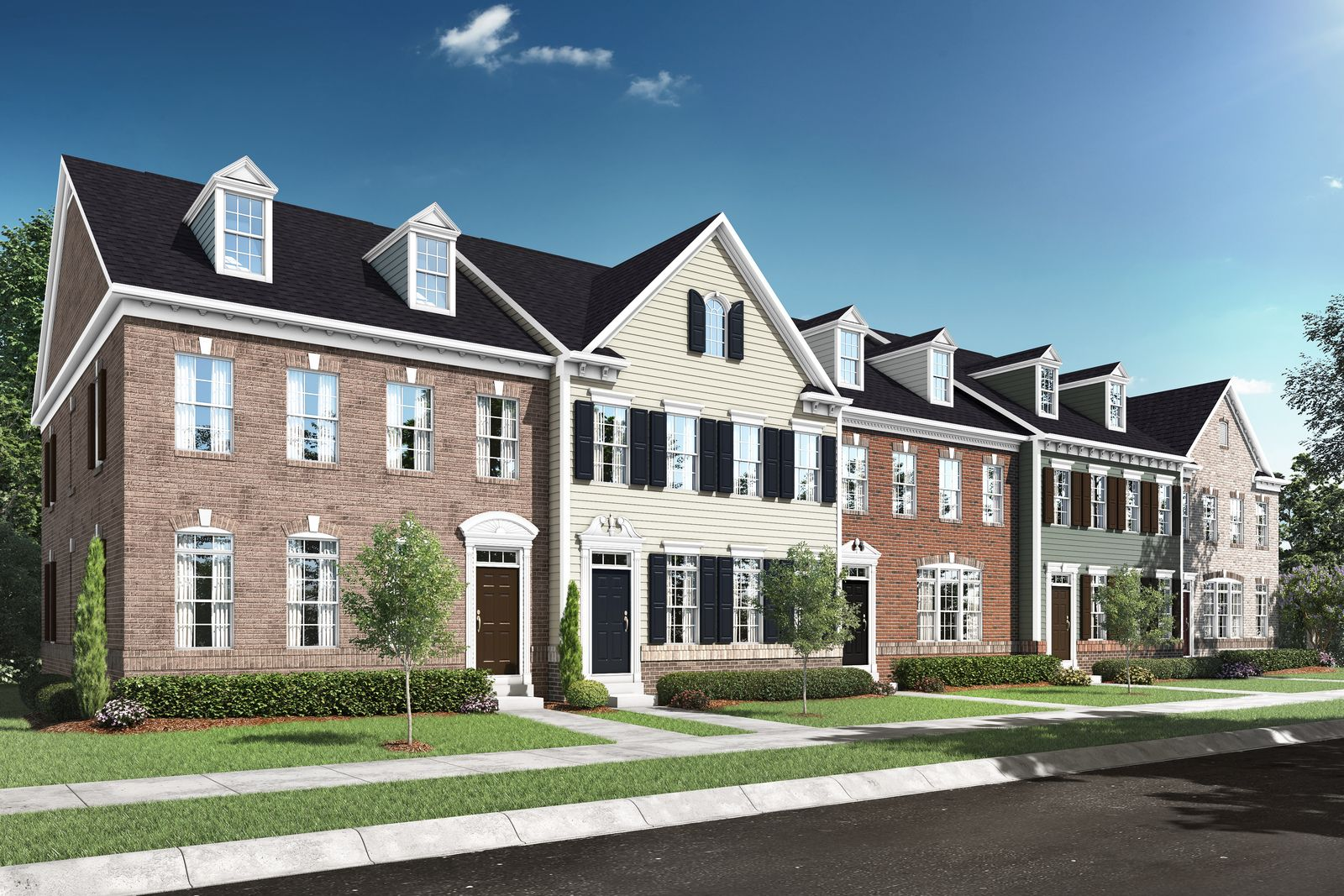 Discover Baltimore's Grandest Townhomes:Luxury homes located only steps to onsite shops, dining, amenities, and more! Our newest section is now released.Schedule a visit today!