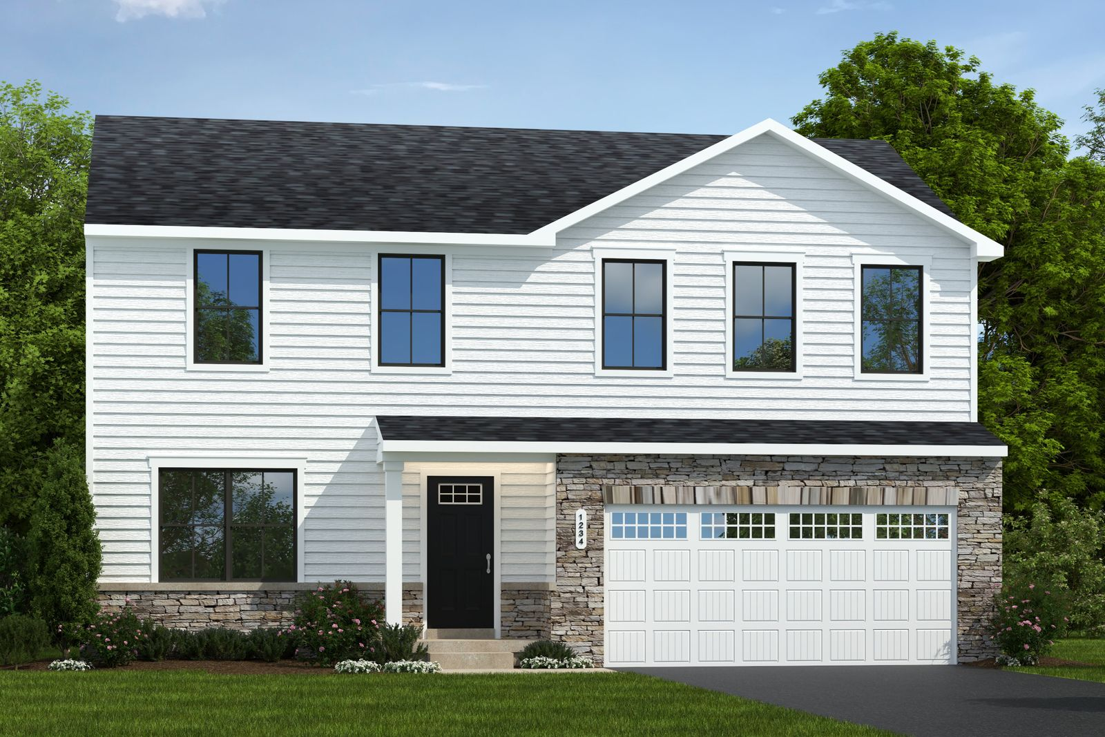 Welcome home to Woodlands at Morrow!:Best kept secret in Little Miami Schools with beautiful wooded homesites and value that can't be beat! Included basements, all appliances, only minutes from I-71.Schedule your visit today!