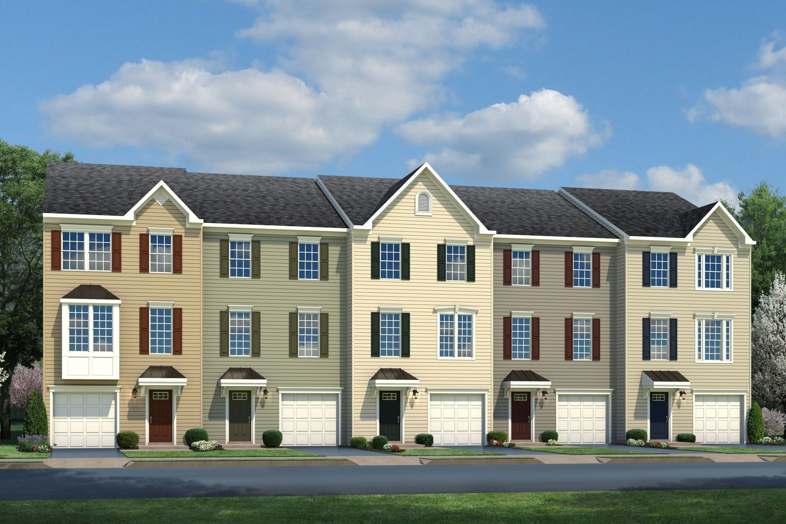 WELCOME TO WHITEWOOD VILLAGE:The lowest-priced new townhomes in Newark with spacious bedrooms, flexible spaces and garages, convenient to UD, Chase and Christiana Mall.Click here to schedule your appointment!
