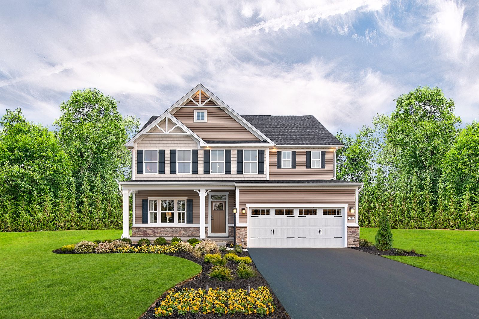 Welcome to Stonehouse!:A unique blend of single-family homes w/ James City County schools, resort-style amenities, and basements available! From the upper $300s.Click here to schedule your VIP visit.