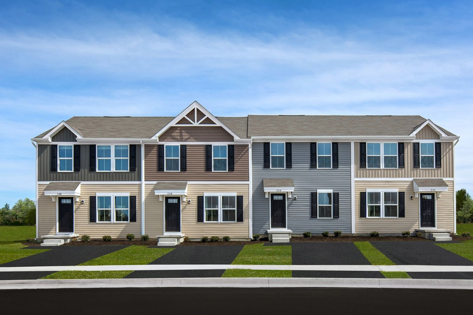 WELCOME TO RED HILL:The only opportunity to own a new townhome with an included unfinished basement for less than your rent - just minutes from Newark and I-95.Click here toschedule your appointment today.