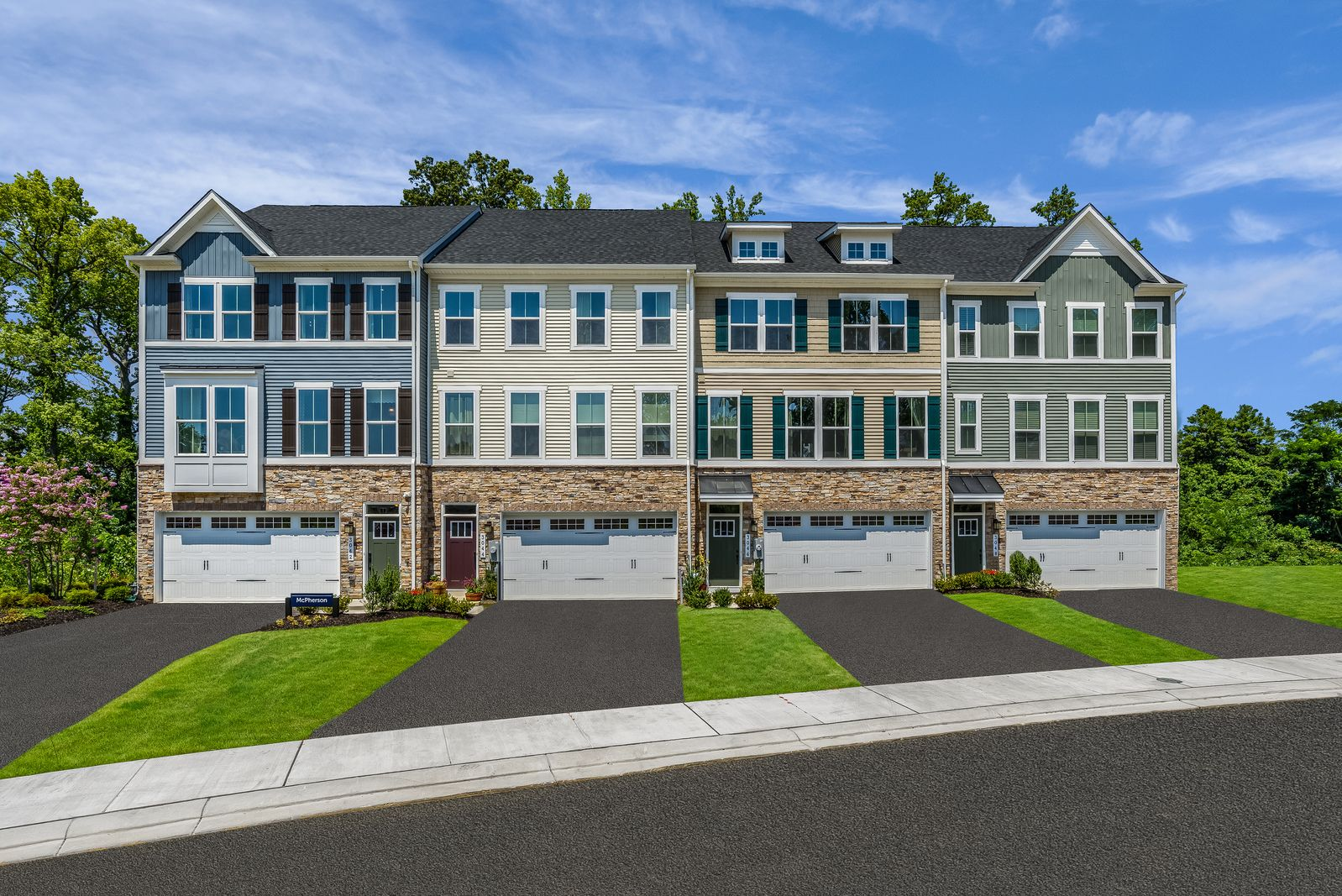 Welcome Home to Seneca Trails Townhomes in Jackson Township:The only new townhomes in Jackson Township just off Rt. 19, 2 miles to I-79, & minutes from Cranberry shopping & dining. Only 30 townhomes.Click here to join the VIP List.