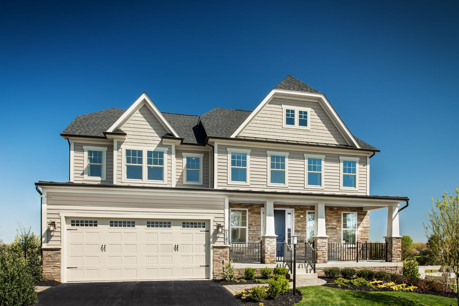 Luxury Single-Family Homes Near Centennial High:NVHomes proudly presents Centennial Reserve, a private enclave of luxurious single-family homes from the low $1 million+.Sales are now underway.Join our VIP list to schedule a visit today!