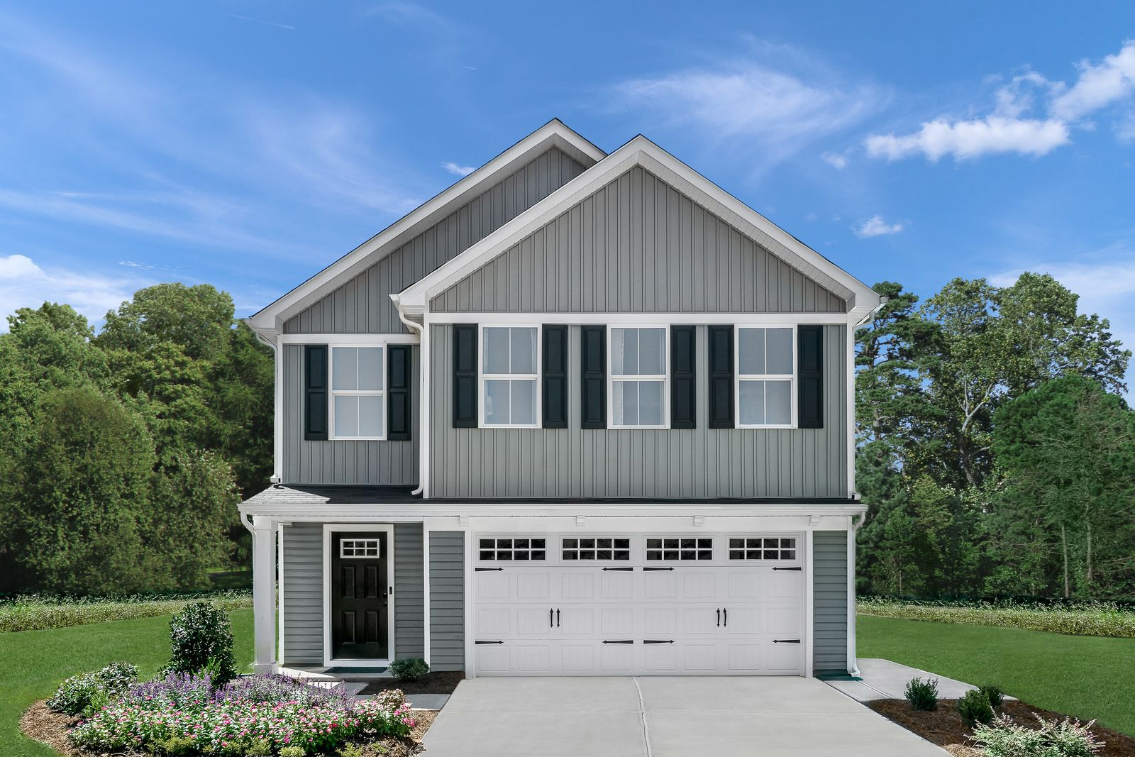LAST CHANCE to Own for the same or less than rent & 0% down financing available:ONLY 4 HOMESITES REMAIN! Located across from the town's park, local shopping, and dining. Interested?Schedule an appointment today!