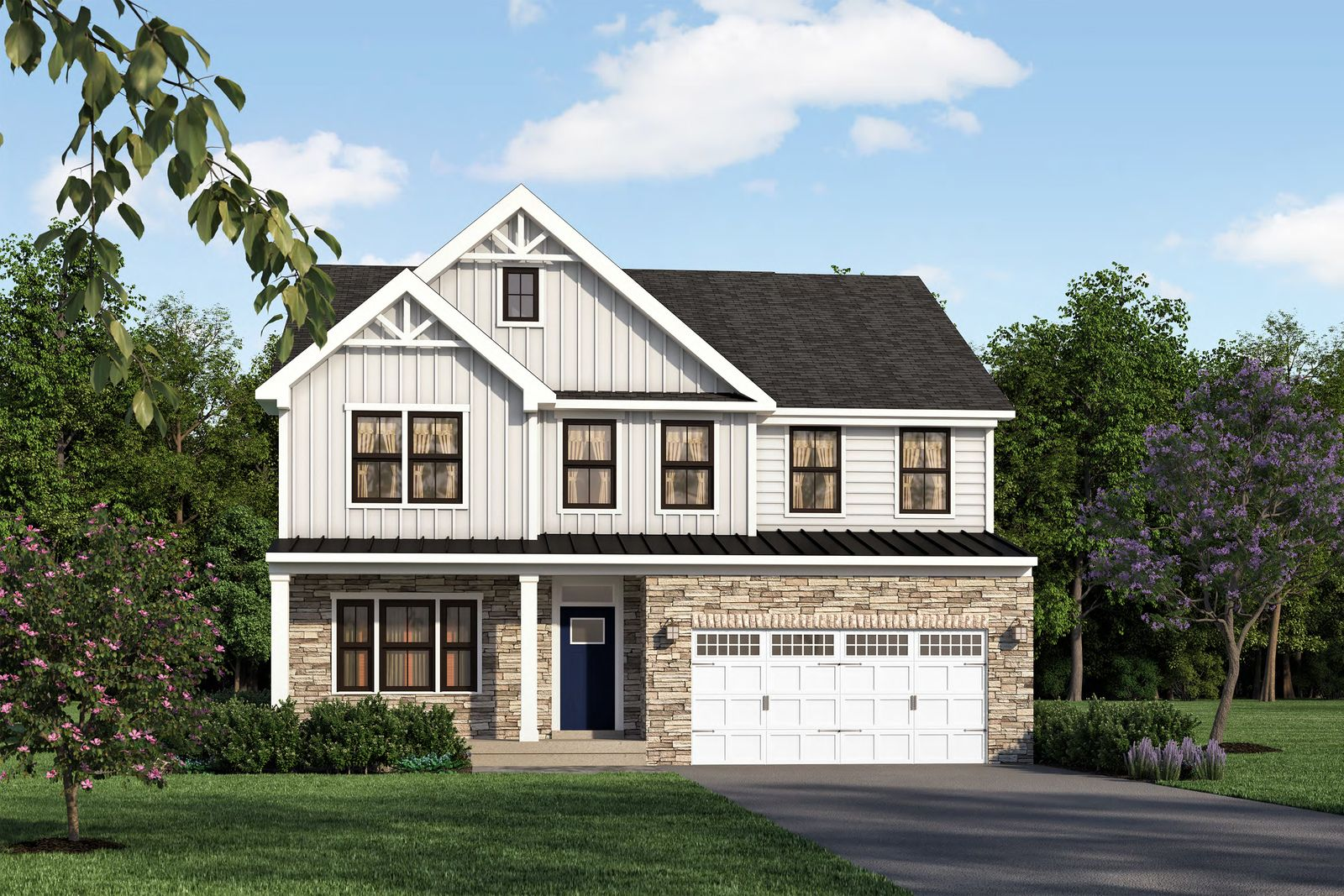 WELCOME TO ASHBOURNE MEADOWS:The only new single homes in a parklike setting with walking trails, at former Ashbourne Country Club, minutes to Philadelphia.Click here to join the VIP list for exclusive pricing and updates!