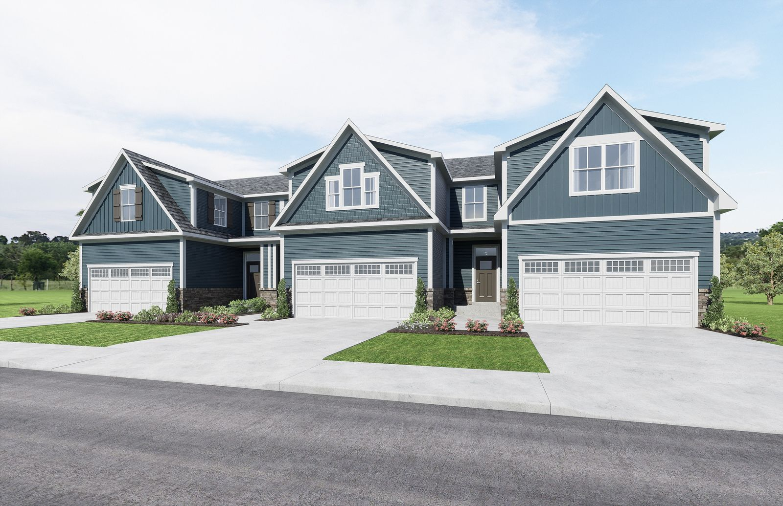 BEST VALUE LOW-MAINTENANCE TOWNHOMES NEAR LAKE NORMAN. FROM LOW $300S:Looking for a townhome with 1st-floor owner suite and the design features you love?Join the VIP List tolearn more!