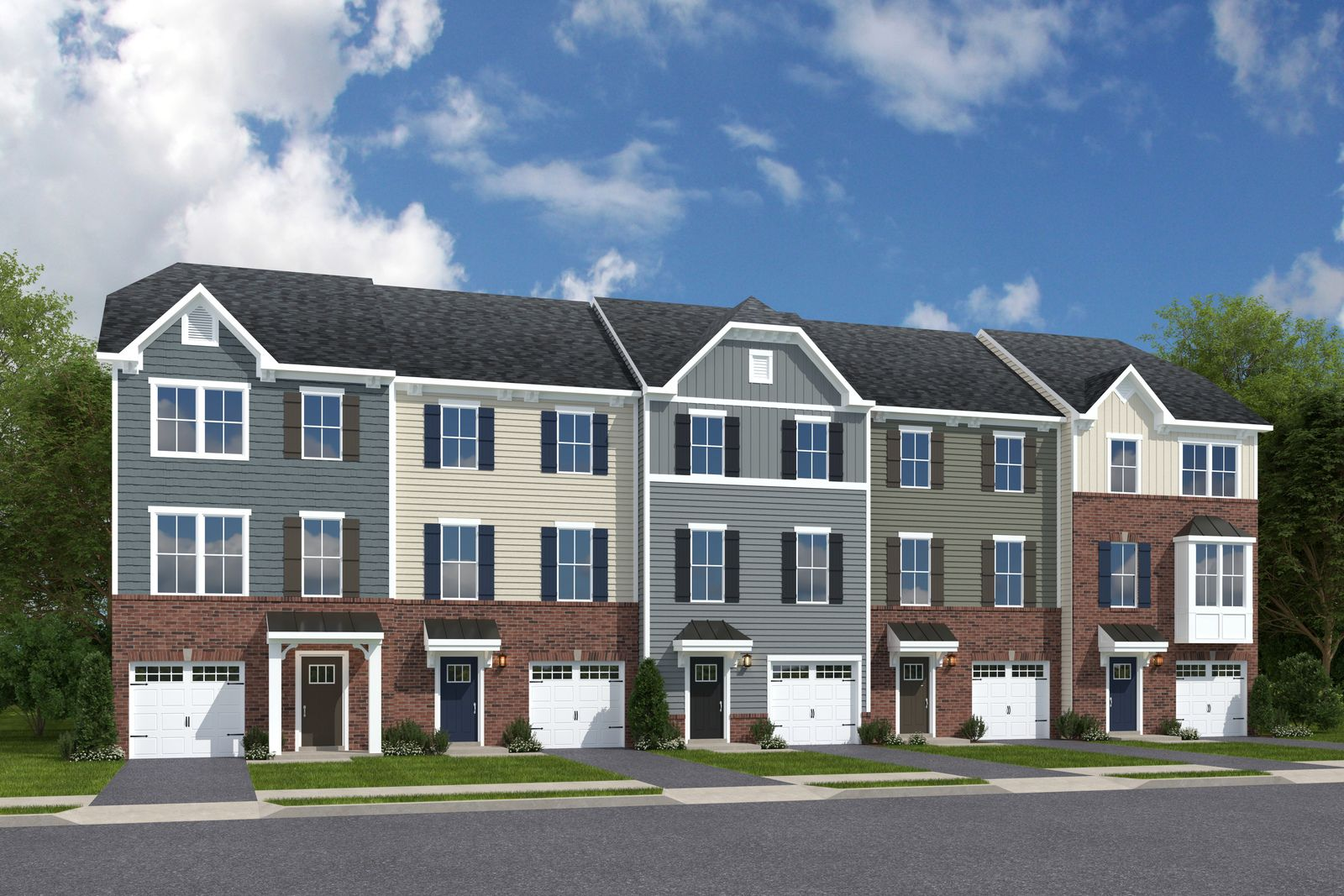 BECOME A VIP AT JAMES RUN!:Join our VIP list todayfor the first opportunity to get exclusive details and purchase your new home atJames Run Townhomes!